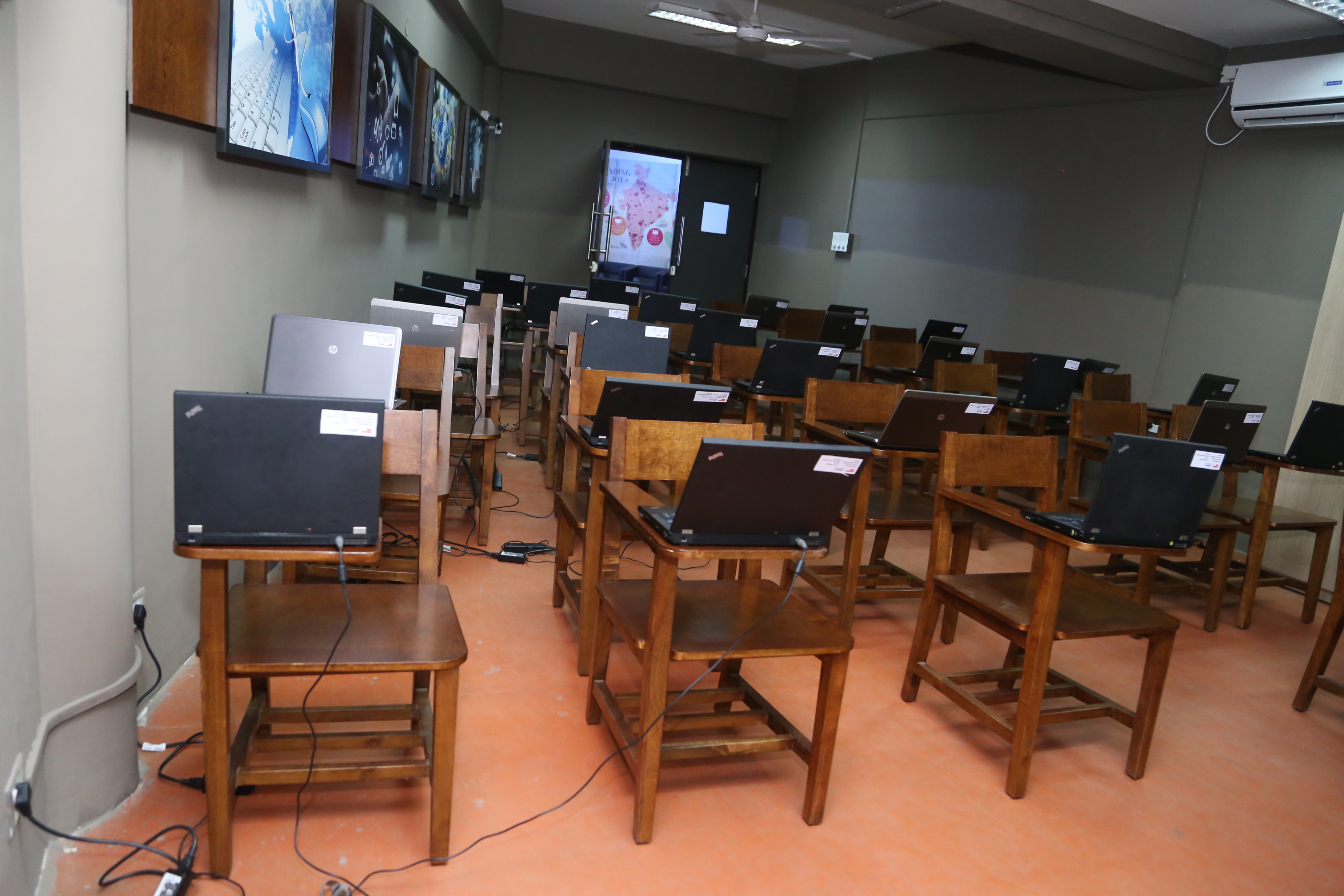 Computer Lab CCD Training Center