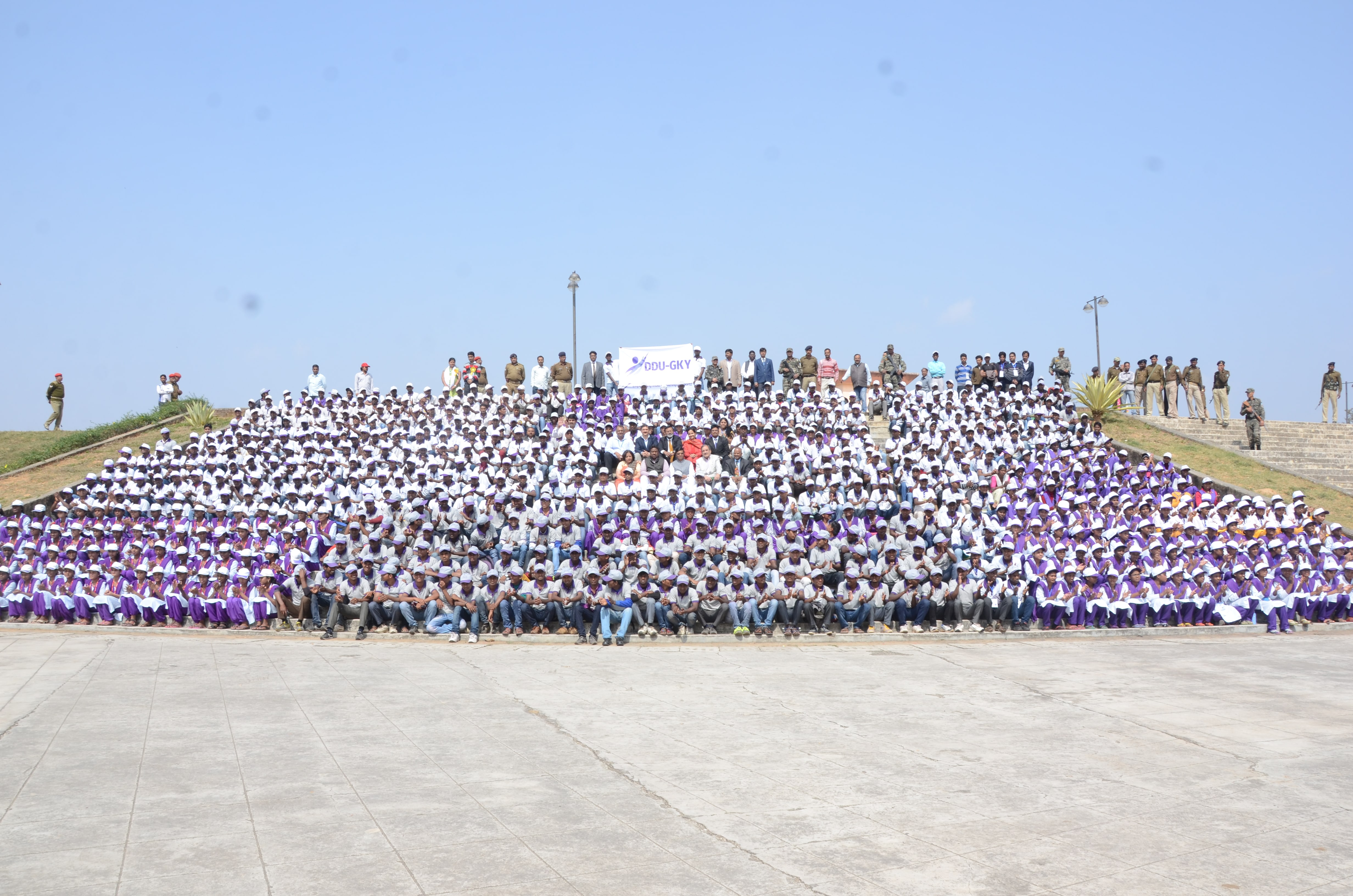 Pass out Roshini Students with MRD