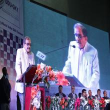 Hon'ble MRD addressing the gathering (2)