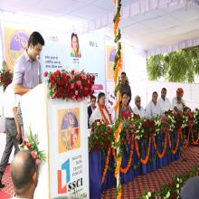 Inauguration of 1st DDUGKY centre by Hon'ble CM at Udaipur-2