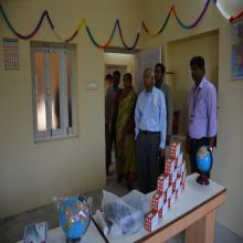 NSDA chair visit to DDUGKY Centre at Jaisalmer on 03.03.2015