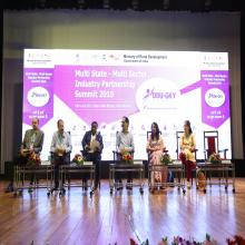 Panel Discussion during the Event