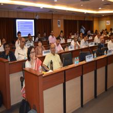 All State Review Meeting, Delhi