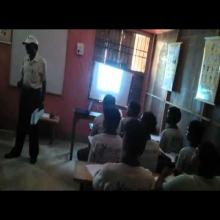 Optaamaze Security Guard Training at Bhadrak Training Center